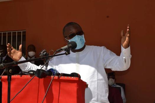 GUINÉ-BISSAU QUER CONTRIBUIR PARA FIM DE GOLPES NA CEDEAO